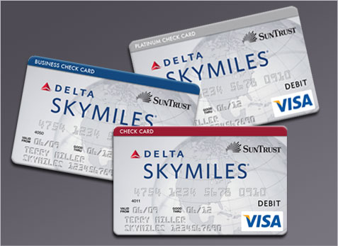 Third axis design agency amplifying brands strengthening alliances suntrust bank inc delta skymiles visa check card suite colourmoves